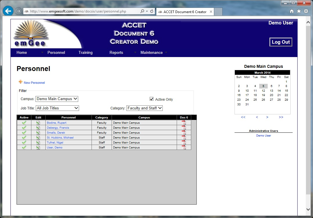 ACCET Document 6 Screenshot